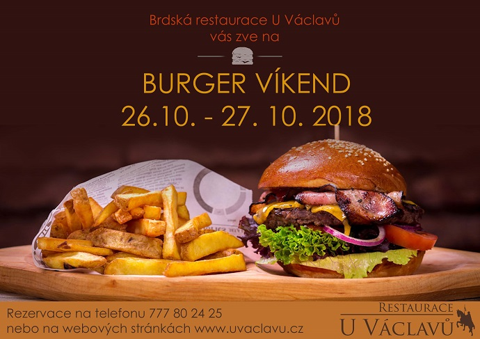 Burger víkend